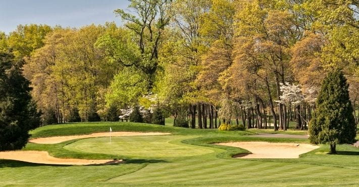 Best Golf Resorts in New York