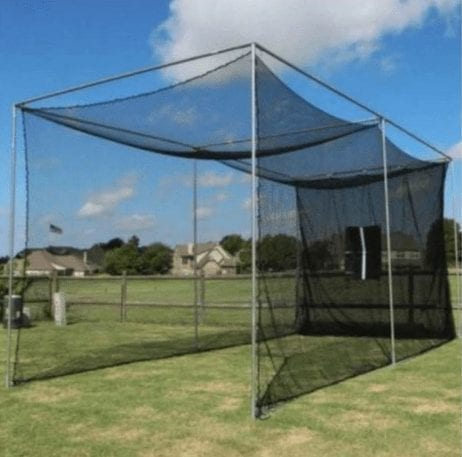 Cimarron Masters Golf Net Enclosure With Complete Frame