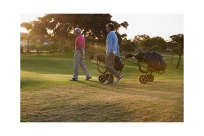 Best Golf Push Cart