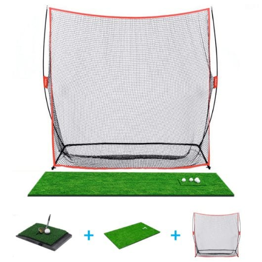 Optishot2 Golf In A Box Simulator Package