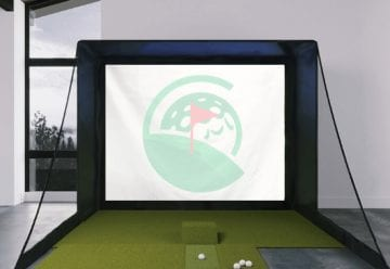 Best Golf Simulator Screen