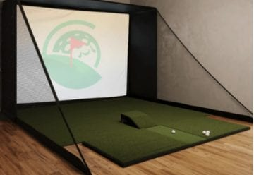 Golf Simulator Studio