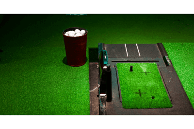 Golf Simulator Accessories
